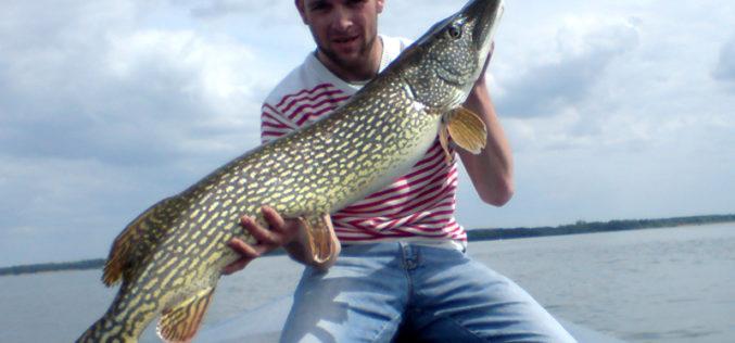 Hechtking 2013: Zanderlui fischt sich die Krone