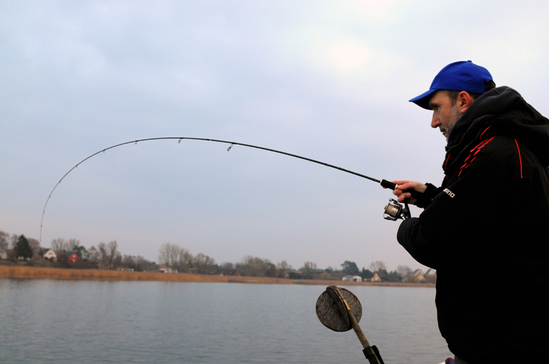 UL-Texas-Rig-Fischen ist der Hammer. Ich könnte direkt los, wenn ich die Bilder sehe...