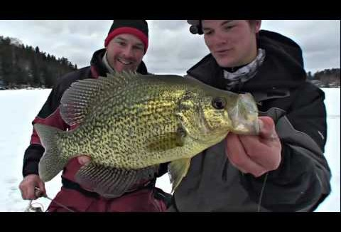 Uncut Angling – Eisangeln auf Monster-Crappies