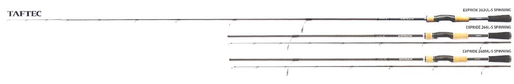 Shimano expride-spinning-models