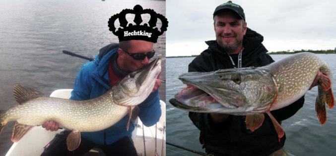Hechtking 2014: Hecht-Prior vs. Pike-Angel