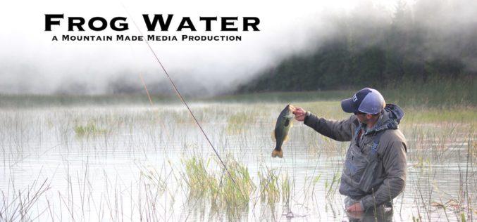 Frog Water – mit Topwaterfliegen auf Bass