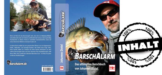 Barsch-Alarm-Buch: Cover-Kompromiss meets volle Packung auf 240 Seiten!