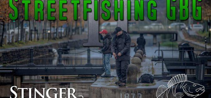 Streetfishing in Göteborg