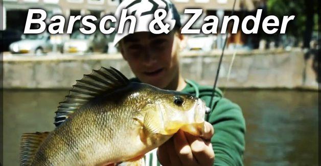 Streetfishing in Holland