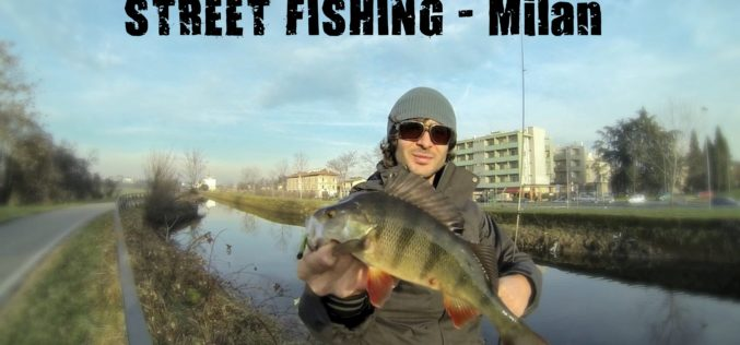 Streetfishing in Mailand