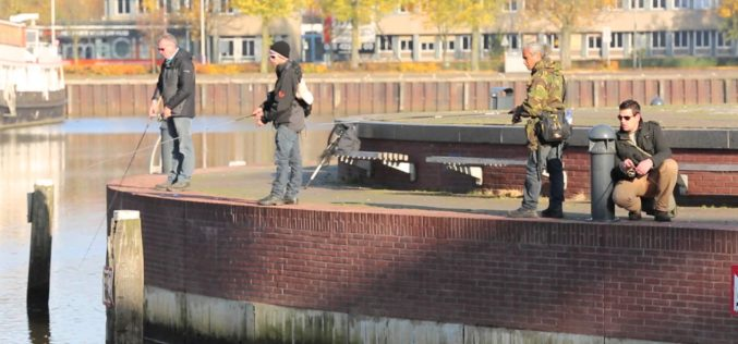 Streetfishing-Battle in Zwolle