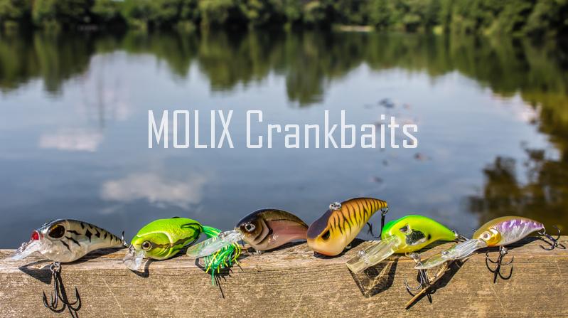 MOLIX CRANKBAITS