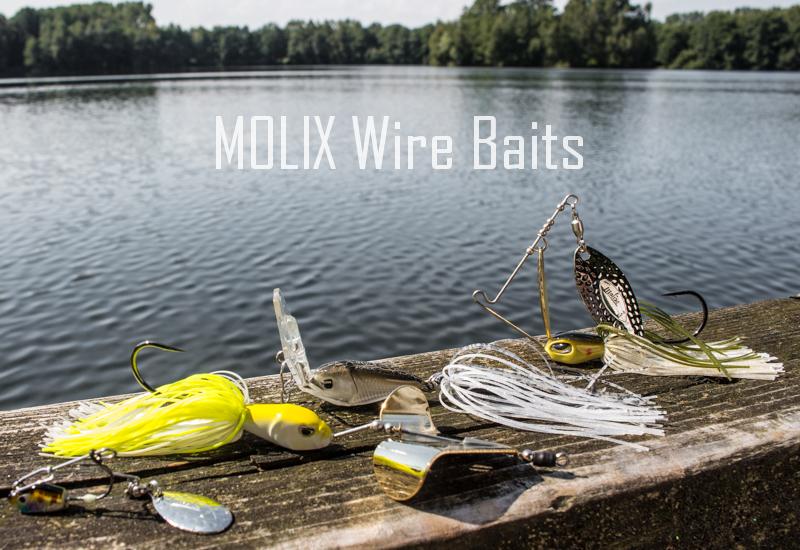 MOLIX WIRE BAITS