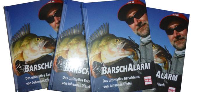 Jetzt erhältlich: Barsch-Alarm – das ultimative Barschbuch!