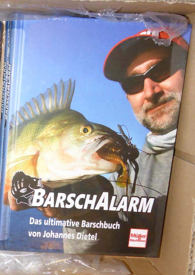 Barsch-Alarm-Cover