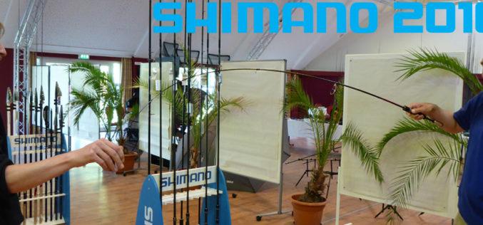 Shimano-Neuheiten für die Saison 2016