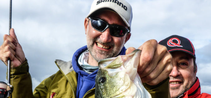 Blackbass-Expedition zum Lago di Bolsena