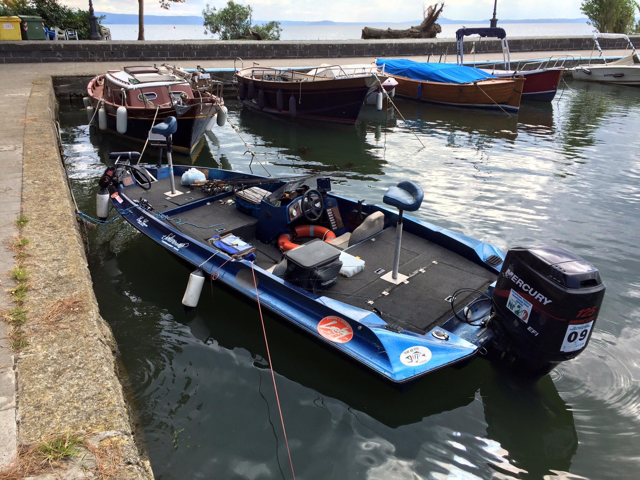 La barca di Marco.