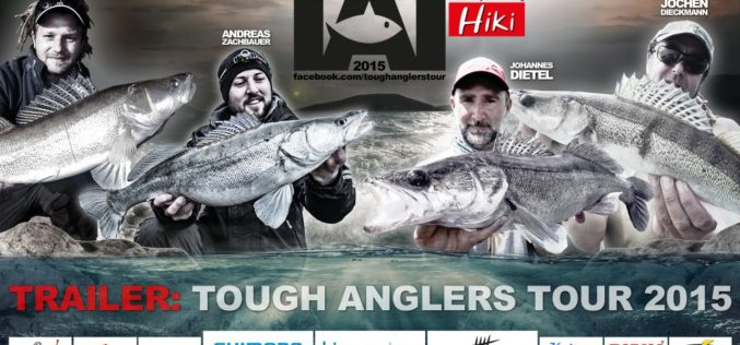 Tough Anglers: Trailer für den Lipno-Thriller