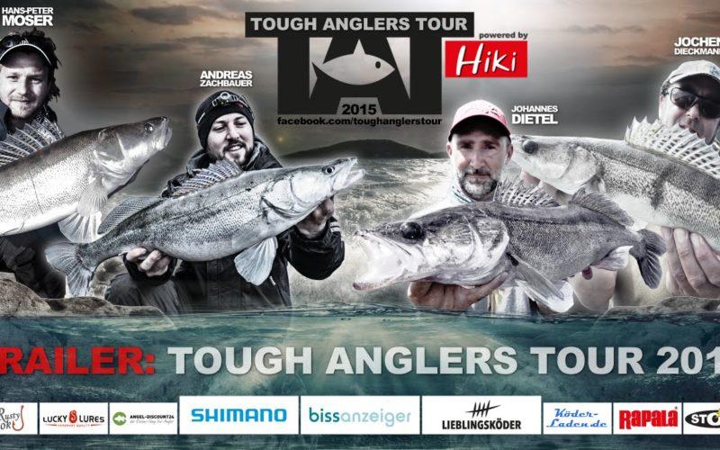 Tough Anglers: Trailer für den Lipno-Thriller