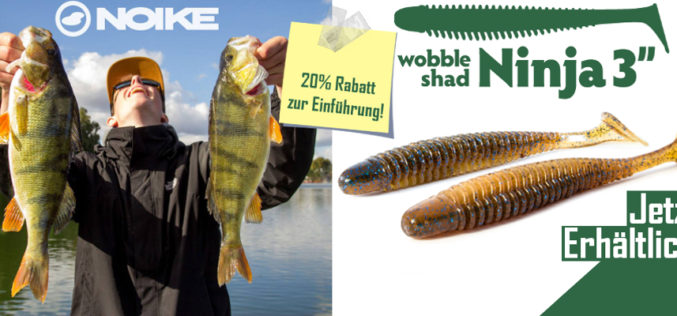 Noike Ninja – the Wobble Shad