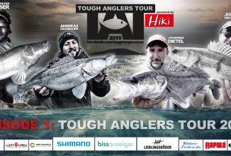 Tough Anglers Tour – Lipno I