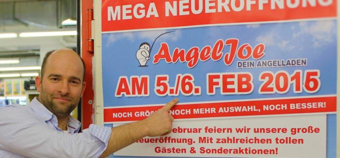 5./6.2.2016: Angeljoe-Neueröffnung in Berlin