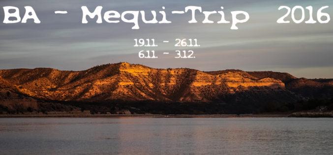 BA-Exkursion: Mequinenza-Planung für 11/12 2016