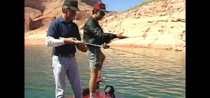Fishin' with the ol' boys: Jay Yalas
