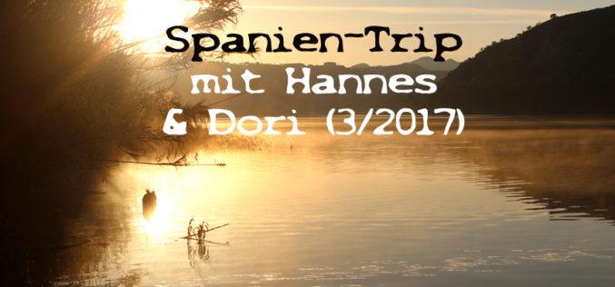 3/2017: Spanien-Exkursion mit Dori und Hannes