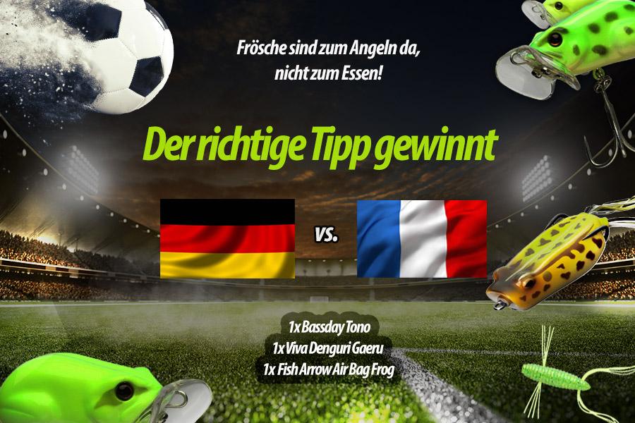 Tippspiel-Halbfinale