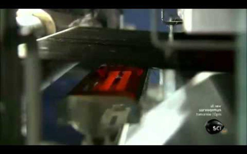 Carbon-Herstellung