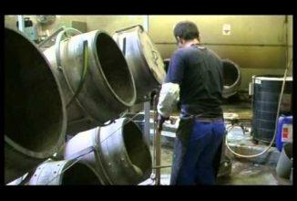 Angelhaken-Produktion (VMC)
