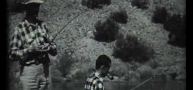 Vintage Fishing: Bass Fishing