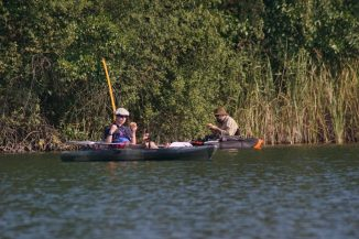 18. Kayak und Johannes
