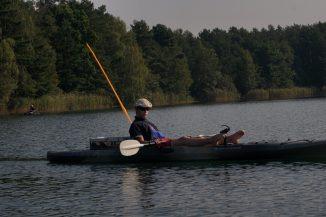 21. Kayak