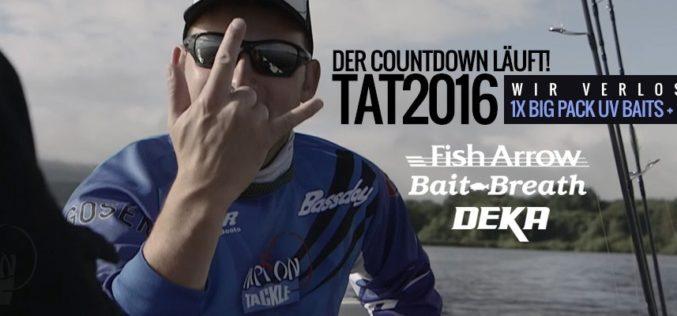 Gewinnspiel: Countdown zur TAT16 läuft!