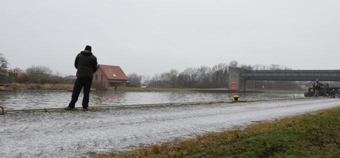 Inoffizielles BA-Treffen am Mittellandkanal
