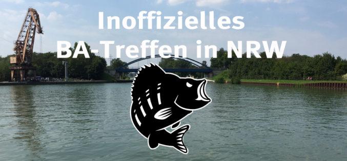 April 2017: Inoffizielles Barsch-Alarm-Treffen in NRW!