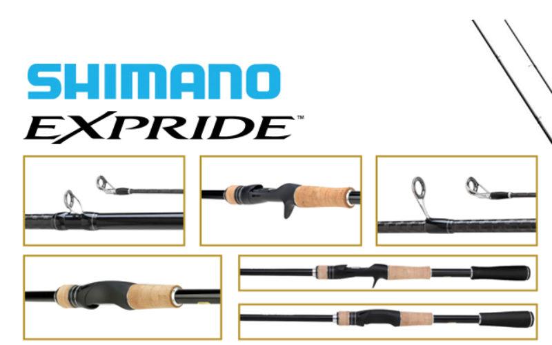 Shimano Expride – Serien-Features und Modell-Übersicht