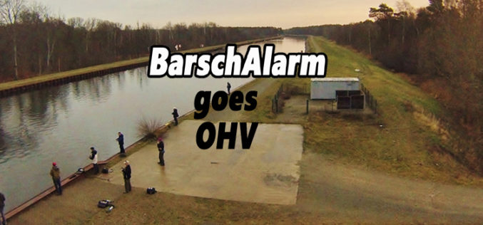 Mai 2017: BA-Treffen am Oder-Havel-Kanal