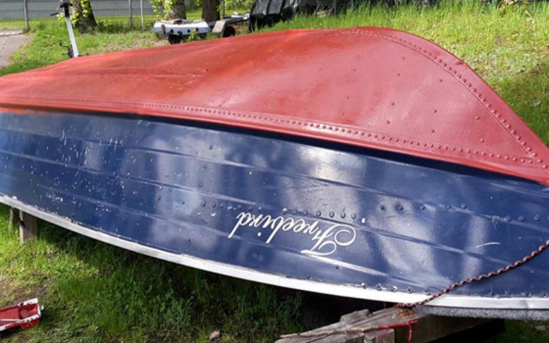 Freebird – ein Boot mit Geschichte