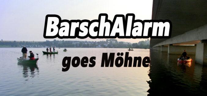 15.-17.9.: Barsch-Alarm-Treffen am Möhnesee