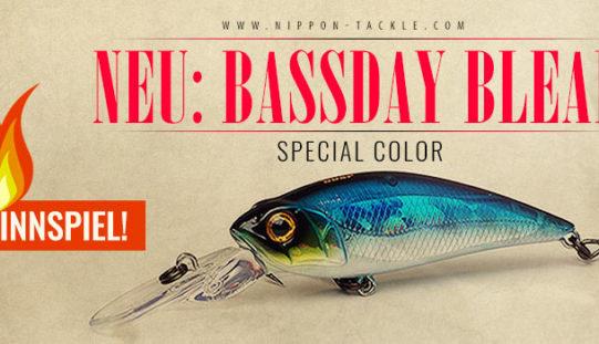 BLEAK – Neue Bassday Sonderfarbe + Gewinnspiel!