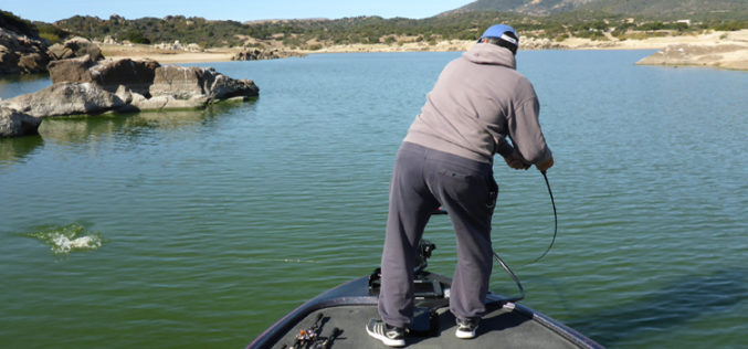 Unterwegs mit MC Bass: Bassfischen auf Sardinien