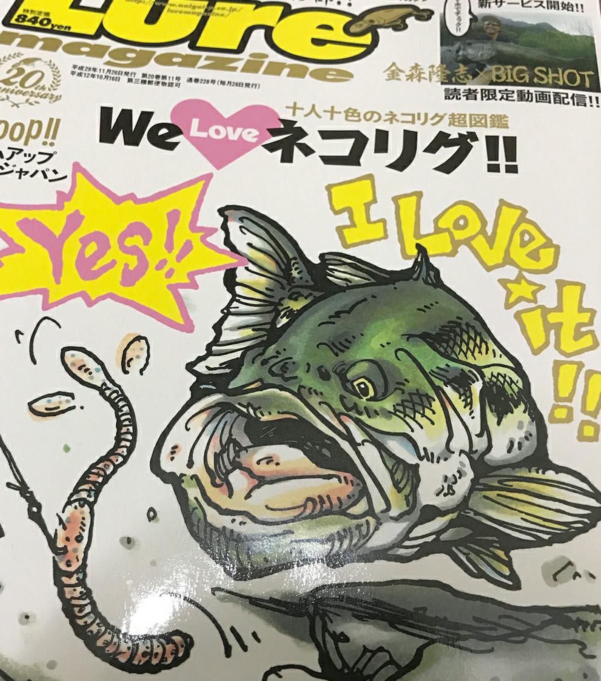 Neko-Rig Japan-Style.