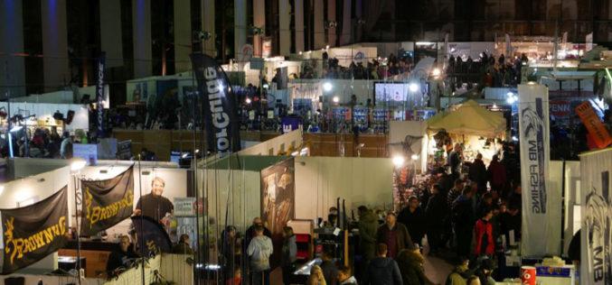 Rundgang über die Angelmesse Duisburg