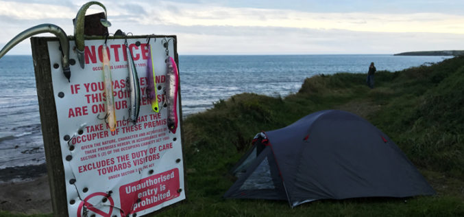 Wolfsbarsch, Shorejigging und Light Rock Fishing in Irland