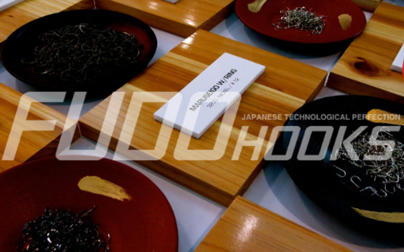 FUDO Hooks aus Kobe/Japan