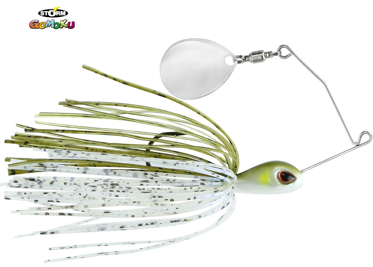 Mini-Spinnerbait Gomoku