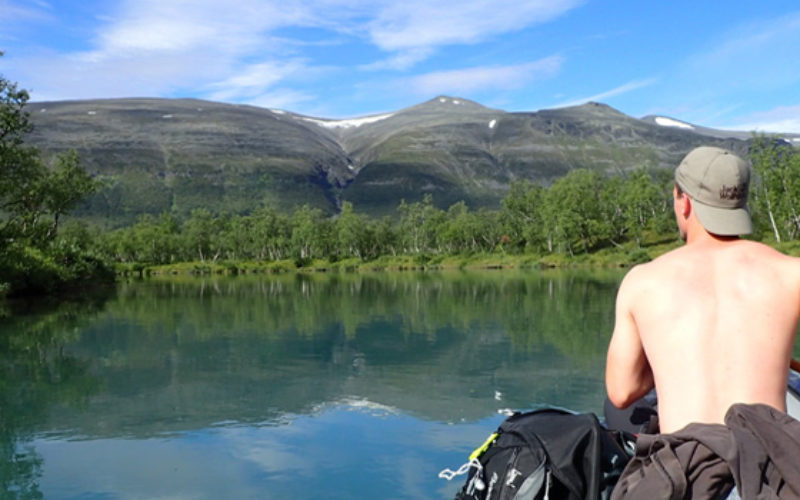 Going wild – Kanuurlaub in Nordschweden (II)