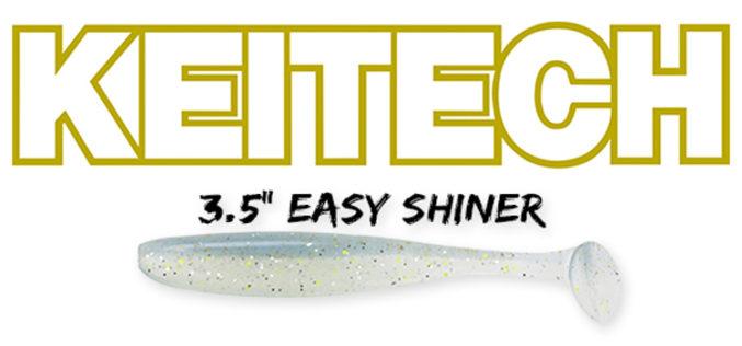 Perfekte Zwischengröße: 3,5er Easy Shiner am Start!