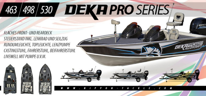 Neu bei Nippon-Tackle: DEKA Pro Series