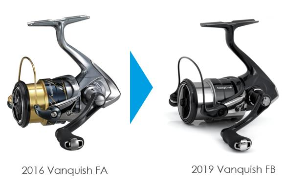 Die neue Vanquish FB und die Vanquish FA